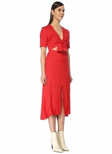 Maje Elbise Kırmızı